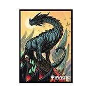 マジック:ザ・ギャザリング プレイヤーズカードスリーブ イコリア:巨獣の棲処 雲貫き MTGS-137 [トレーディングカード用品]