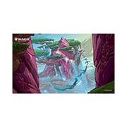 マジック:ザ・ギャザリング プレイヤーズラバーマット イコリア:巨獣の棲処 トライオーム ケトリア MTGM-013 [トレーディングカード用品]
