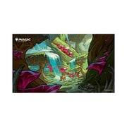 マジック:ザ・ギャザリング プレイヤーズラバーマット イコリア:巨獣の棲処 トライオーム ゼイゴス MTGM-015 [トレーディングカード用品]