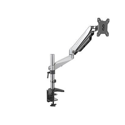 JN-GM312DV [ガス式液晶ディスプレイアーム クランプ対応 15-32インチ対応 耐荷重8kg 4軸]