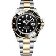 126603 [シードゥエラー 黒 腕時計 並行輸入品]