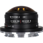 LAO0058 [LAOWA 4mm F/2.8 Circular Fisheye APS-C Canon EF-M キヤノンEF-Mマウント]