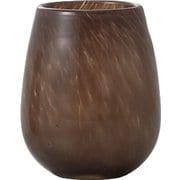 99777-653-200 [花瓶 souffle(スフレ) BROWN(ブラウン) 12.5径17H]