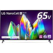 65NANO99JNA [NanoCell TV NANO99 65V型 地上・BS・110度CSデジタル液晶テレビ 8K対応/8Kチューナー内蔵/4Kダブルチューナー内蔵/液晶専用エンジンα9Gen3 8K搭載/直下型バックライト]
