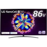 86NANO91JNA [NanoCell TV NANO91 86V型 地上・BS・110度CSデジタル液晶テレビ 4K対応/4Kチューナー内蔵/液晶専用エンジンα7Gen3 4K搭載/直下型バックライト]