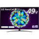 49NANO86JNA [NanoCell TV NAN86 49V型 地上・BS・110度CSデジタル液晶テレビ 4K対応/4Kチューナー内蔵/液晶専用エンジンα7Gen3 4K搭載/エッジ型バックライト]