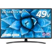 49UN7400PJA [UHD TV UN7400 49V型 地上・BS・110度CSデジタル液晶テレビ 4K対応/4Kチューナー内蔵/直下型バックライト]