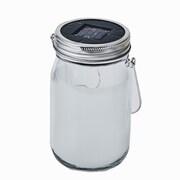 EF-GL05WH [ソーラーライト グラスジャー ホワイト]