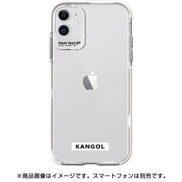 KA-CTIXIR-006 [iPhone 11 クリアタフケース WH BOX]
