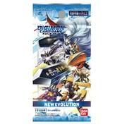 BT-01 デジモンカードゲーム ブースター NEW EVOLUTION 1パック [トレーディングカード]