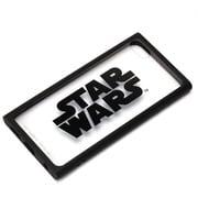 PG-IT7DGT07SW [iPod touch用(第7/6/5世代)用ガラスタフケース ロゴ/ブラック]