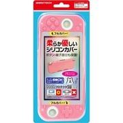 SWF2220 [シリコンプロテクター for Nintendo Switch Lite ピンク]