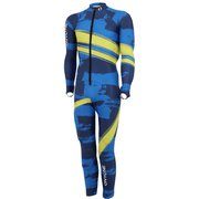 GS RACING SUIT FIS ONO93070 BLUE(713) XOサイズ [スキーウェア レーシングワンピース]