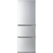 GR-S36S(S) [冷凍冷蔵庫 VEGETA(ベジータ) Sシリーズ (363L・右開き) 3ドア シルバー]