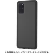 RT-GS20PBS3/B [Galaxy S20+ 5G 用 耐衝撃マットハイブリッドケース BABY SKIN ブラック]