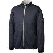 アルファ ライト スウェット ジャケット ALPHA LIGHT SWEAT JKT M MIV01837 BLACK-NOIR 0247 XLサイズ(日本:XXLサイズ) [スキー ミドルウェア メンズ]