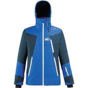 アラーニャ ストレッチ ジャケット ALAGNA STRETCH JKT MIV8761 ABYSS/ORION BLUE 9346 XSサイズ(日本:Sサイズ) [スキーウェア ジャケット メンズ]
