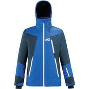 アラーニャ ストレッチ ジャケット ALAGNA STRETCH JKT MIV8761 ABYSS/ORION BLUE 9346 Sサイズ(日本:Mサイズ) [スキーウェア ジャケット メンズ]