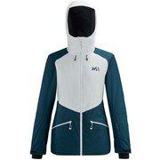 ロルダル ジャケット ROLDAL JKT W MIV8879 ORION BLUE/MOON WHITE 9368 Sサイズ(日本:Mサイズ) [スキーウェア レディース]