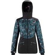 ロルダル ジャケット ROLDAL JKT W MIV8879 BLACK LICHEN CAMO 9367 Lサイズ(日本:XLサイズ) [スキーウェア レディース]