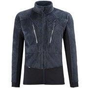 トリロジー X ウール ジャケット TRILOGY X WOOL JKT M MIV7959 NOIR/SAPHIR 9035 XSサイズ(日本:Sサイズ) [アウトドア フリース メンズ]