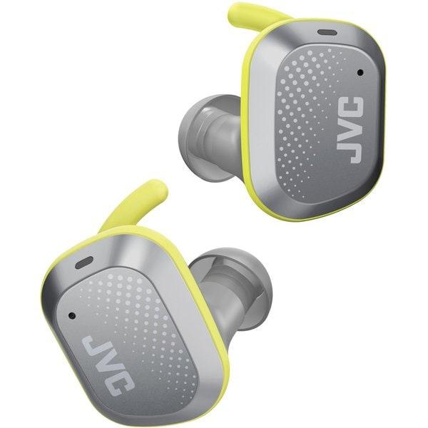 HA-AE5T-H [完全ワイヤレスイヤホン Bluetooth対応 グレー]
