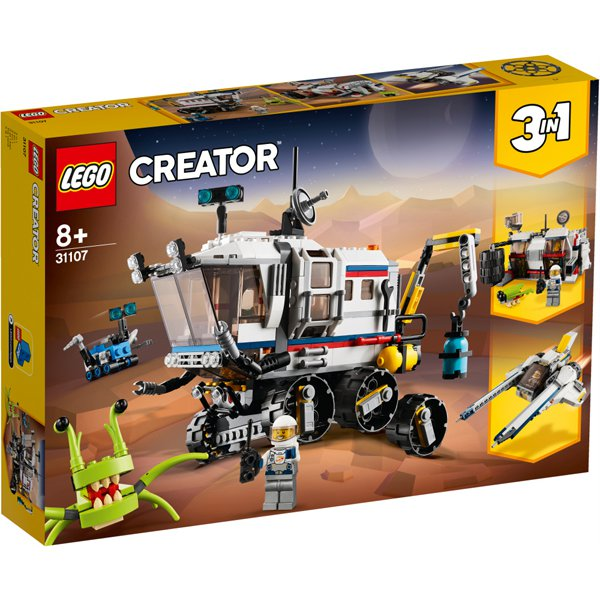 31107 [LEGO Creator(クリエイター) 月面探査車]