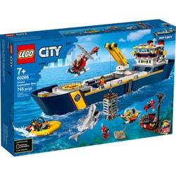 60266 [City(シティ)Oceans 海の探検隊 海底探査船]