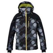 デモチーム プロジャケット Demo Team Pro Jacket PFA72OT11 (BK)Black Mサイズ [スキーウェア ジャケット ユニセックス]