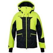 ディープパウダー 2レイヤージャケット Deep Powder 2L Jacket PAA72OT20 (FYE)Flash Yellow XLサイズ [スキーウェア ジャケット メンズ]