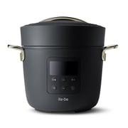 PCH-20LB [Re・De Pot 電気圧力鍋 2L ブラック]