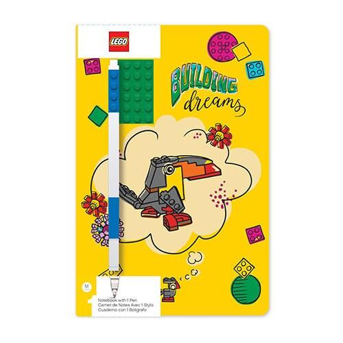37573 [LEGO STATIONERYシリーズ 4×6 ブリックノート ドリーム]
