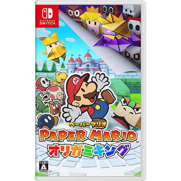 ペーパーマリオ オリガミキング [Nintendo Switchソフト]