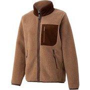 ウィメンズシープフリースジャケット W's Sheep Fleece Jacket TOWQJL40 CRK Mサイズ [アウトドア フリース レディース]