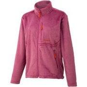 ウィメンズムーンフリースジャケット W's Moon Fleece Jacket TOWQJL42 DRS XLサイズ [アウトドア フリース レディース]