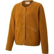 ウィメンズボアフリースカーディガン W's Boa Fleece Cardigan TOWQJL44YY (KCB) クチバ XLサイズ [アウトドア フリース レディース]