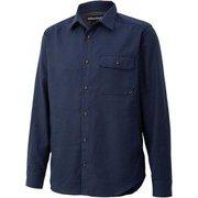 シーピーオーロングスリーブシャツ CPO L/S Shirt TOMQJB78 IND Lサイズ [アウトドア シャツ メンズ]