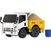 TinyQ-11B いすゞ Nシリーズ 土砂運搬ダンプトラック [プラスチックミニカー]