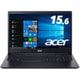 A315-56-N58Y/K [ノートパソコン Aspire 3 15.6型/Core i5/メモリ 8GB/SSD 512GB/ドライブレス/Windows 10 Home/シェールブラック]