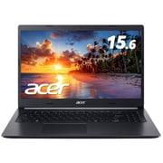 A515-54-N78Y/K [ノートパソコン Aspire 5 15.6型/Core i7/メモリ 8GB/SSD 512GB/ドライブレス/Windows 10 Home/チャコールブラック]