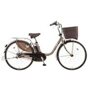 BE-ELD636T2 [電動アシスト自転車 ビビ・DX26 26型 内装3段変速 特別カラー 台数限定モデル マットマロンベージュ]