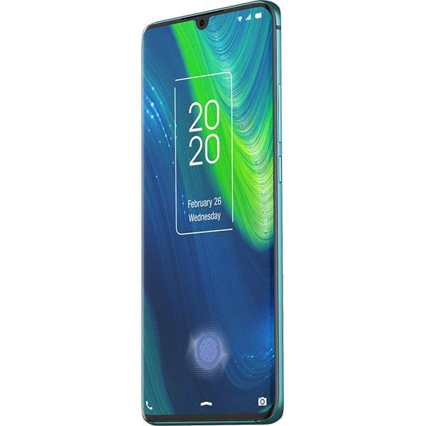 T799B-2BLCJP11 [TCL-10 Pro 6.47インチ/Android 10/メモリ6GB/ストレージ128GB/Forest Mist Green/SIMフリースマートフォン]