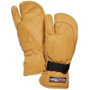3-Finger GTX Full Leather 33882 Tan サイズ9 [スノーグローブ ミトン]