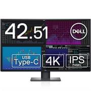 U4320Q-R [Dell 4K大型モニター 42.51インチ/IPS/USB Type-C,HDMI/高さ調整]
