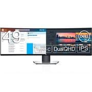 U4919DW-R [Dell曲面モニター 49インチ/DualQHD/USB Type-C,DP,HDMI/高さ調整]