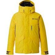 Ouranos Down Jacket G10310P (BY)バタフライイエロー Sサイズ [スキーウェア ジャケット メンズ]