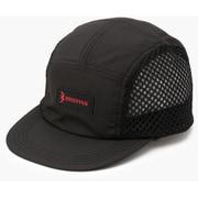 NYLON MESH CAP BRM201A24 BLACK [アウトドア 帽子]