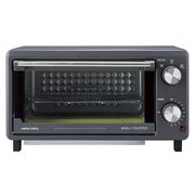ATS-120GY [Broil Toaster(ブロイルトースター) 2重ガラスドア グレー]