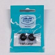 S-TWS-LG [TWS用イヤーチップ ノズル径4.9mm Lサイズ 1ペア]