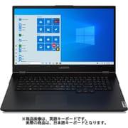 81Y80032JP [ゲーミングノートパソコン Legion 550i Core i7-10750H/NVIDIA GeForce RTX 2060/17.3型/メモリー 16GB/SSD 1TB/Windows 10 Home 64bit(日本語版)/NonOffice/ファントムブラック]